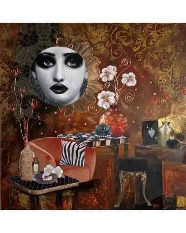 Ton-regard-peinture-Karine-Romanelli