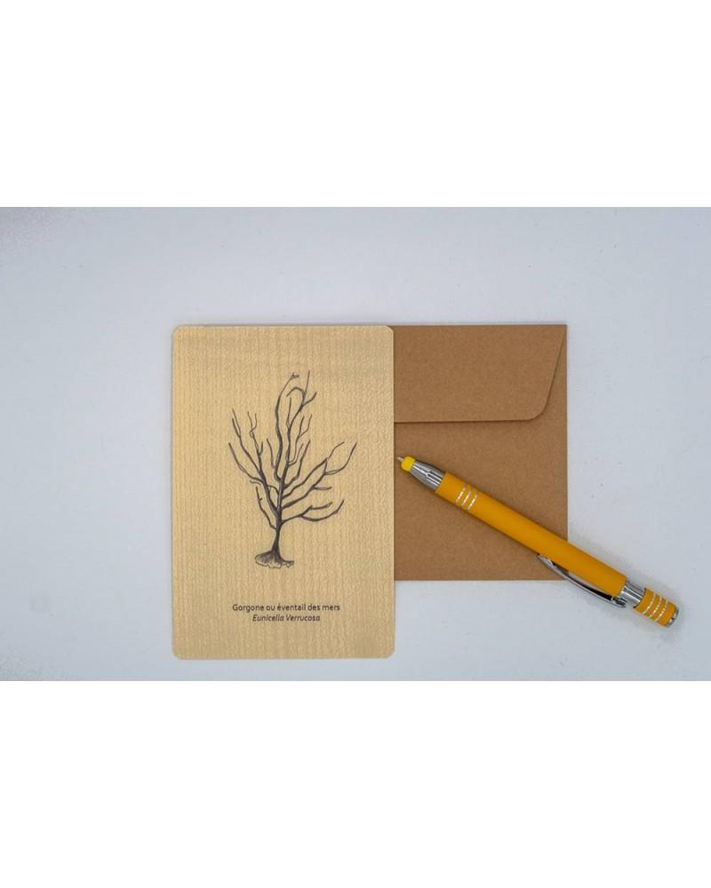 Gorgone_Atelier Assis_carte postale