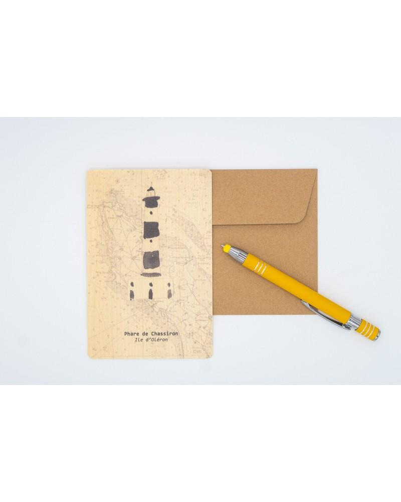 Phare-Chassiron-carte postale