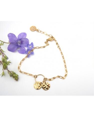 bracelet_Isabelle Poisot_Doré OR