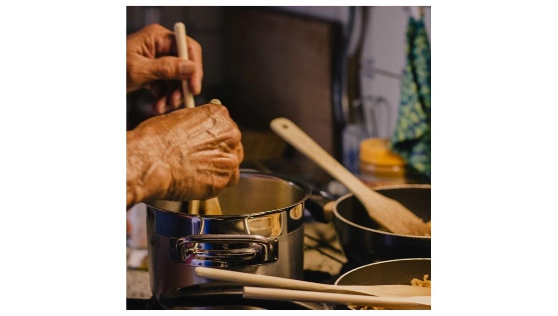 Grand-père raconte nous ta cuisine